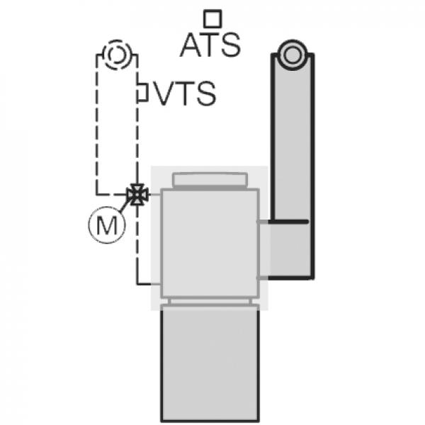 Пакетное предложение: котел VITOGAS 100-F 60 кВт VITOCELL-H KW5