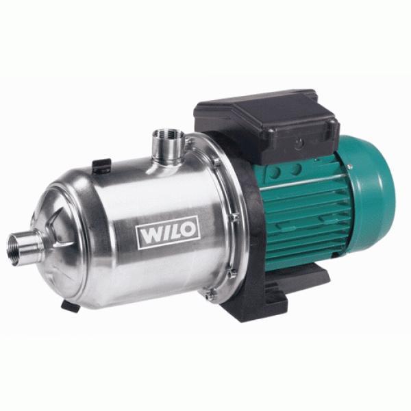 Бытовой насос для повышения давления воды WILO MP 604 EM