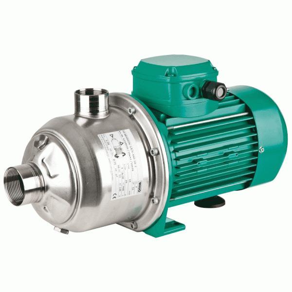 Насос для повышения давления воды WILO MHI 202-1/E/3-400-50-2