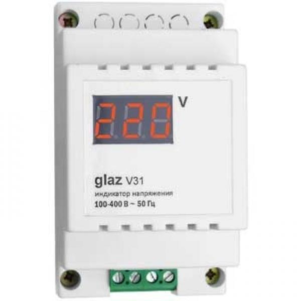 Индикатор напряжения glaz V31
