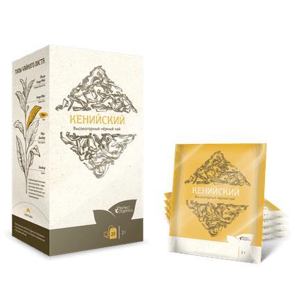 Чай Кенийский в фильтр-пакетах