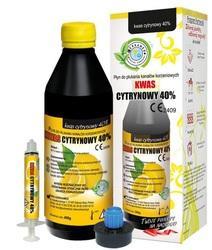 Citric Acid 40% (лимонная кислота 40%)