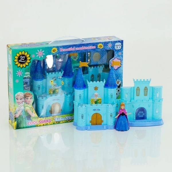 Замок Дисней Frozen, домик для кукол