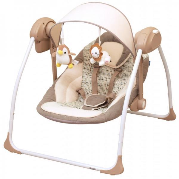 Кресло-качалка Baby Mix, лежачек, качель