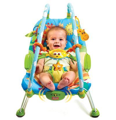 Массажные кресла «Жители Саванны» Tiny Love