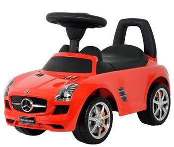 Машина для катания (толокар) Mercedes