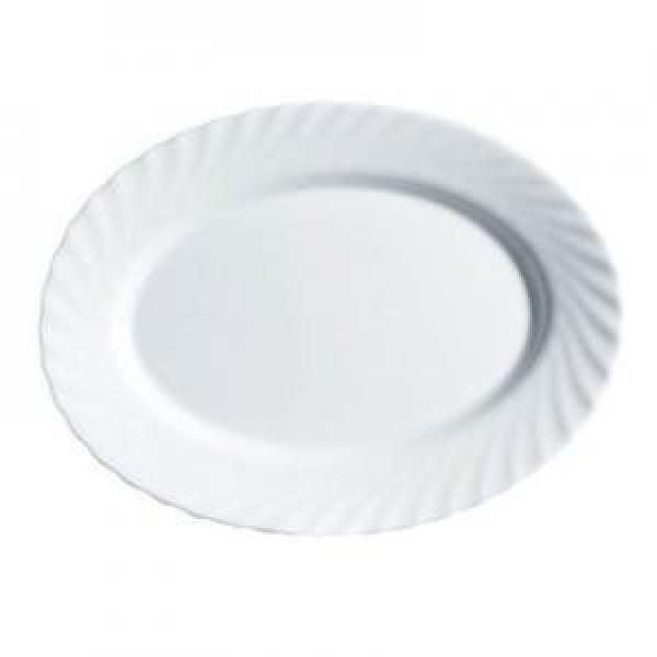 Trianon.Тарелка подставная круглая 27см Luminarc