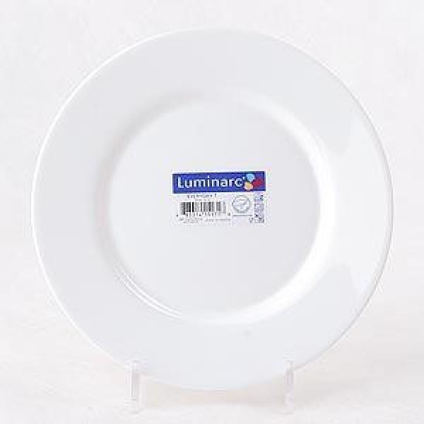 Everyday.Тарелка обеденная круглая 24см Luminarc