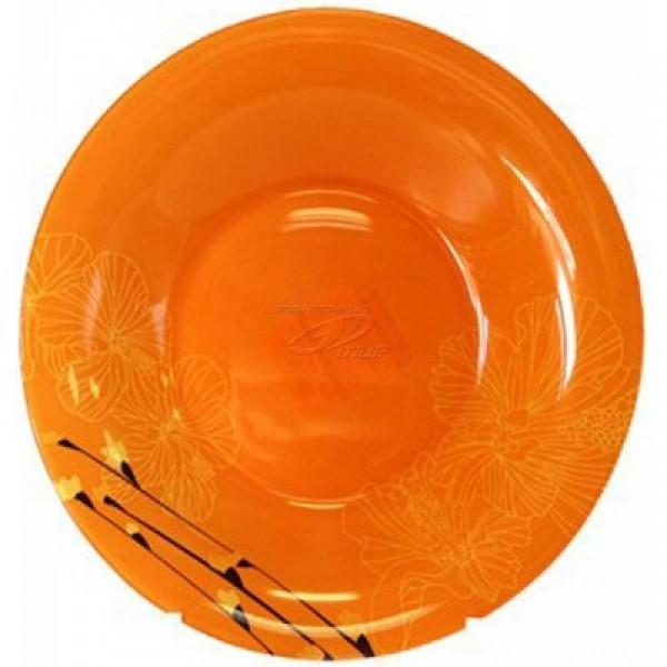 Rhapsody Orange Тарелка глубокая 21,5см Luminarc