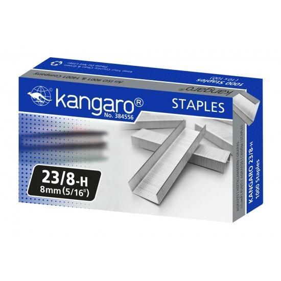 """Скобы 23 """"Kangaro"""" (разные размеры и ЦЕНЫ, см. подробнее)"""