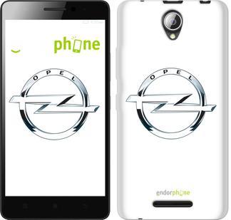 "Чехол на ZTE L110 Opel. Logo v3 ""3134u-435"""