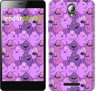 "Чехол на ZTE L110 Принцесса Пупырка. Adventure Time. Lumpy Space Princess v3 ""1228u-435"""