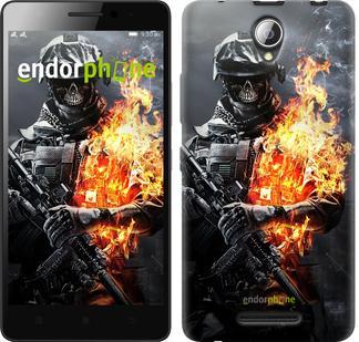 "Чехол на ZTE L110 Battlefield 3 ""2937u-435"""