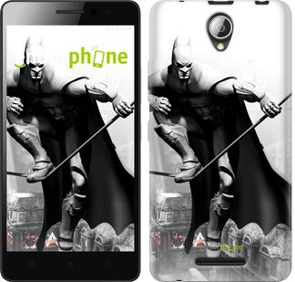 "Чехол на ZTE L110 Batman. Arkham city ""608u-435"""