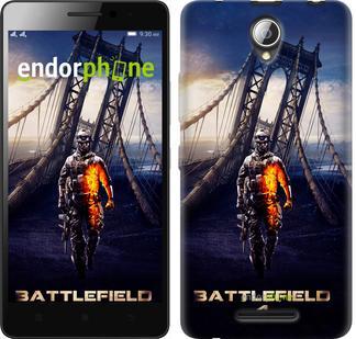 "Чехол на ZTE L110 Battlefield 4. На мосту ""615u-435"""