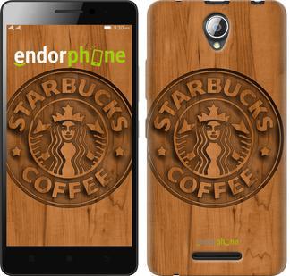 """Чехол на ZTE L110 Starbucks v7 """"3098u-435"""""""
