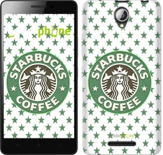 """Чехол на ZTE L110 Starbucks v4 """"3095u-435"""""""
