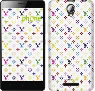 "Чехол на ZTE L110 Louis Vuitton 1 ""454u-435"""