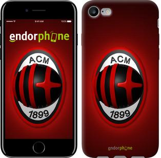 "Чехол на iPhone 7 Милан 2 ""336c-336"""