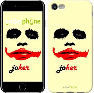 """Чехол на iPhone 7 Джокер """"758c-336"""""""