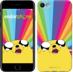 Фото Чехлы для телефонов, Чехлы для iPhone, Чехлы для iPhone 7 Чехол на iPhone 7 Adventure Time. Jake v3