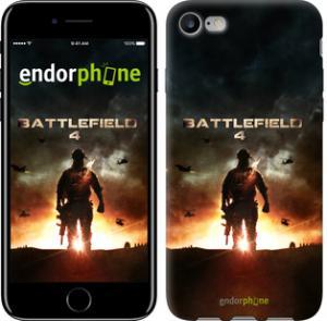 Фото Чехлы для телефонов, Чехлы для iPhone, Чехлы для iPhone 7 Чехол на iPhone 7 Battlefield 4. Одинокий воин