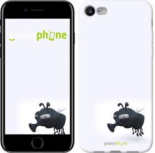 """Чехол на iPhone 7 Муха """"1922c-336"""""""