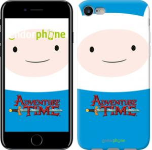 Фото Чехлы для телефонов, Чехлы для iPhone, Чехлы для iPhone 7 Чехол на iPhone 7 Adventure time. Finn v3