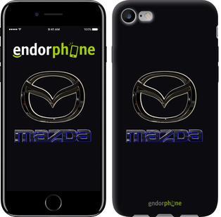 "Чехол на iPhone 7 Mazda. Logo v2 ""3122c-336"""