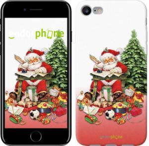 Фото Чехлы для телефонов, Чехлы для iPhone, Чехлы для iPhone 7 Чехол на iPhone 7 Дед Мороз с подарками