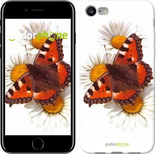 "Чехол на iPhone 7 Красивая бабочка v3 ""2009c-336"""