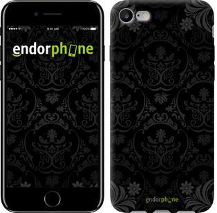 """Чехол на iPhone 7 узор барокко """"1608c-336"""""""