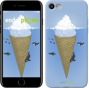 "Чехол на iPhone 7 Мороженое Айсберг ""2882c-336"""