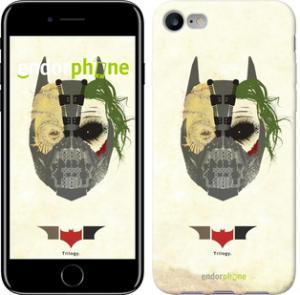 Фото Чехлы для телефонов, Чехлы для iPhone, Чехлы для iPhone 7 Чехол на iPhone 7 Batman. Trilogy