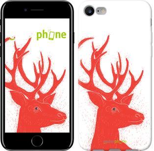 "Чехол на iPhone 7 Oh My Deer ""2527c-336"""