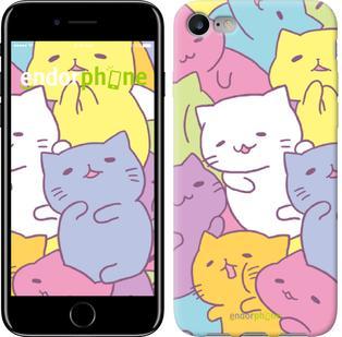 """Чехол на iPhone 7 Котики """"2534c-336"""""""