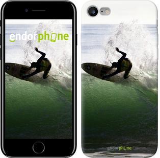 """Чехол на iPhone 7 Серфингист """"2321c-336"""""""