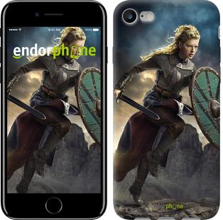 "Чехол на iPhone 7 Викинги v2 ""2669c-336"""