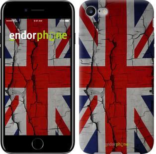 """Чехол на iPhone 7 Флаг Великобритании 2 """"387c-336"""""""