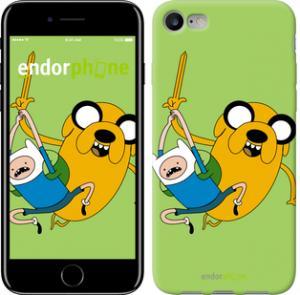 Фото Чехлы для телефонов, Чехлы для iPhone, Чехлы для iPhone 7 Чехол на iPhone 7 Adventure time. Finn and Jake