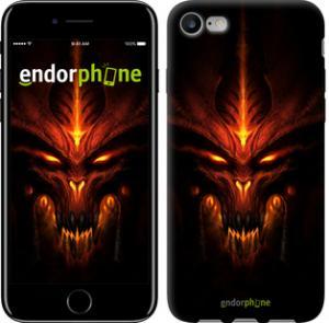 Фото Чехлы для телефонов, Чехлы для iPhone, Чехлы для iPhone 7 Чехол на iPhone 7 Diablo