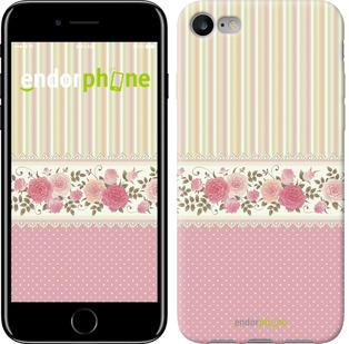 """Чехол на iPhone 7 Розовый узор """"1194c-336"""""""