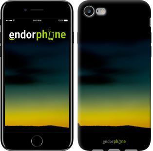 "Чехол на iPhone 7 Ночное небо ""3603c-336"""