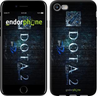 "Чехол на iPhone 7 Dota 2 v2 ""2838c-336"""
