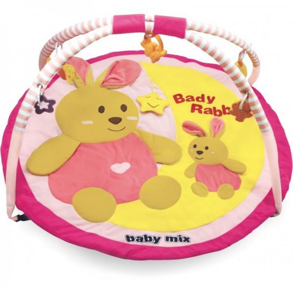 Коврик Baby Mix  Кролики