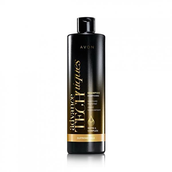 Шампунь для всех типов волос «Драгоценные масла», 400 мл