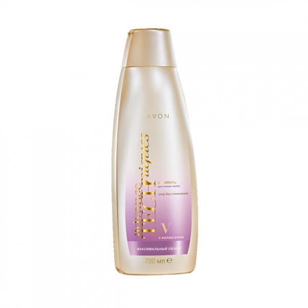 Шампунь для тонких волос «Максимальный объем», 700 мл