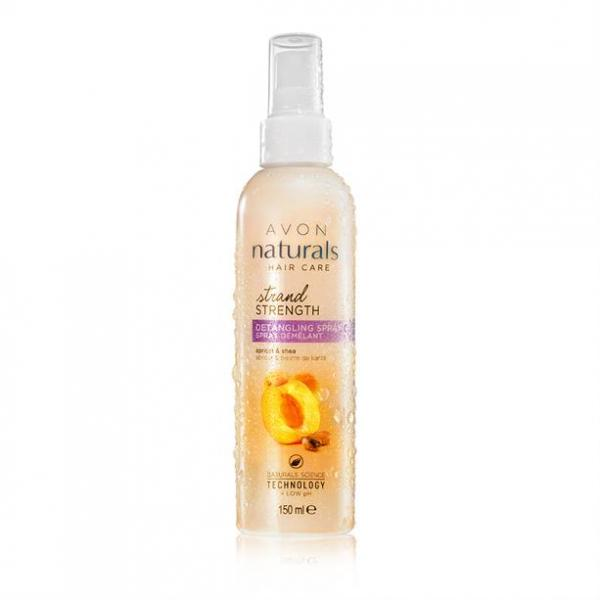 Бальзам-спрей для волосся «Абсолютна сила. Абрикос та масло ши», 250 мл
