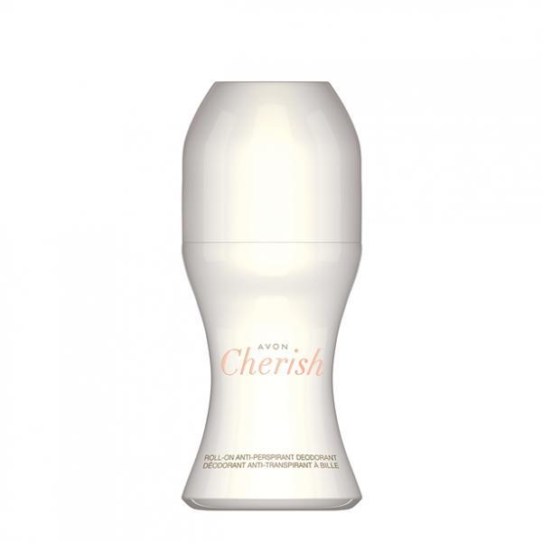 Дезодорант-антиперспирант с шариковым аппликатором Avon Cherish (50 мл)
