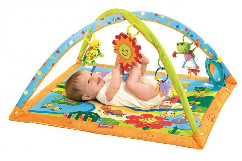 """Развивающий коврик с дугами Tiny Love  """"Солнечный день"""""""